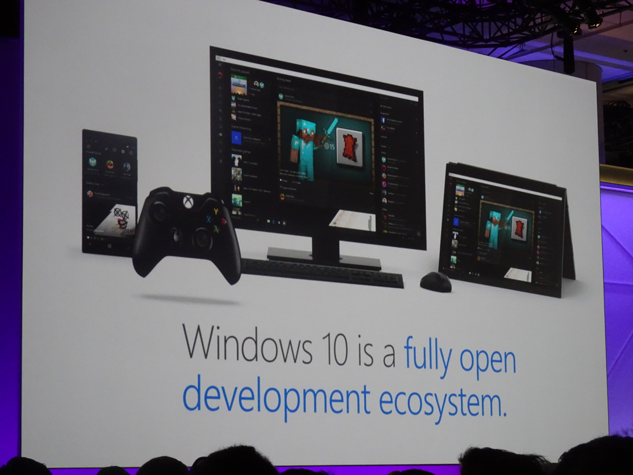 Windows 10 Open Development