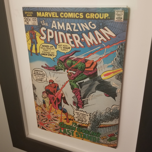 Spider-Man 122 Comic